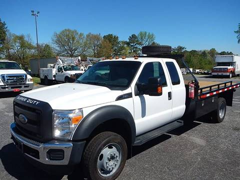 2016 Ford F550XL for sale in Marietta, GA