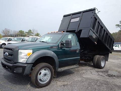 2011 Ford F-550 for sale in Marietta, GA