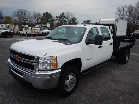 2013 Chevrolet Silverado 3500 HD for sale in Marietta, GA