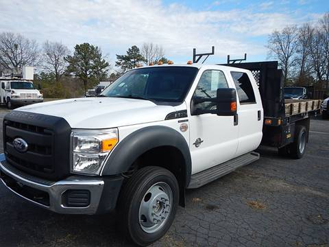 2011 Ford F550XL for sale in Marietta, GA