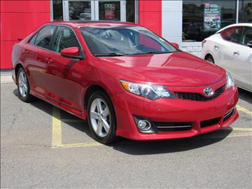 2013 Toyota Camry for sale in Medford, MA
