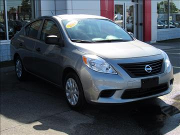 2014 Nissan Versa for sale in Medford, MA