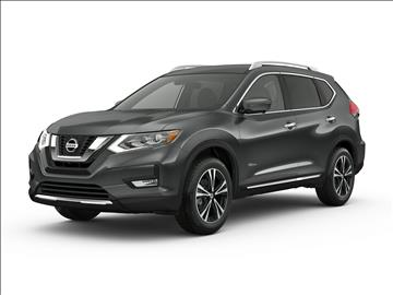 2017 Nissan Rogue Hybrid for sale in Medford, MA