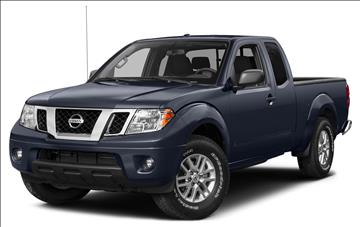 2017 Nissan Frontier for sale in Medford, MA