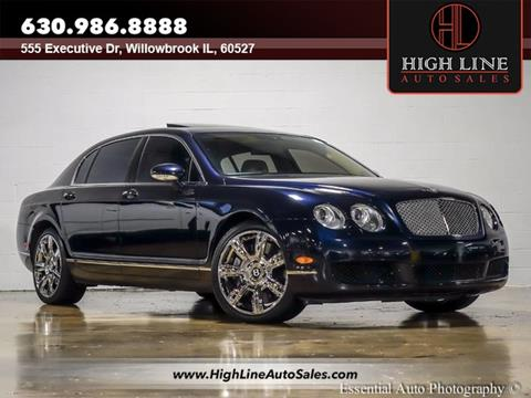2007 Bentley Continental Flying Spur for sale in Burr Ridge, IL