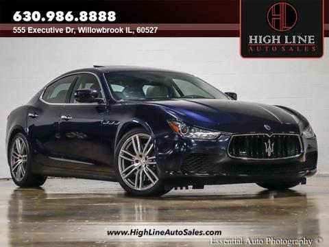 2015 Maserati Ghibli for sale in Burr Ridge, IL