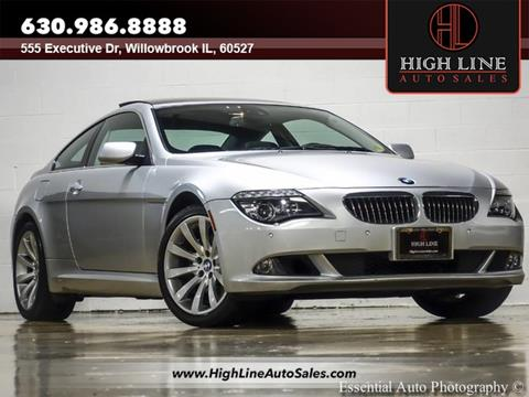 2008 BMW 6 Series for sale in Burr Ridge, IL
