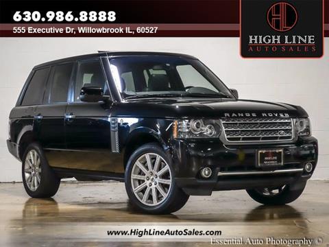 2010 Land Rover Range Rover for sale in Burr Ridge, IL