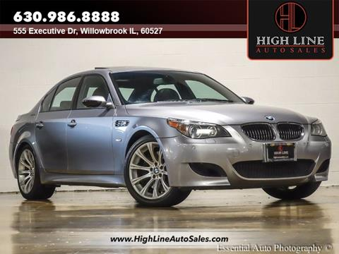 2007 BMW M5 for sale in Burr Ridge, IL