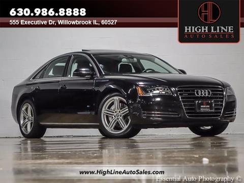 2013 Audi A8 for sale in Burr Ridge, IL