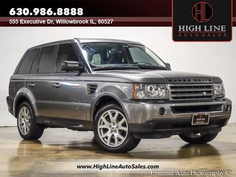 2007 Land Rover Range Rover Sport for sale in Burr Ridge, IL