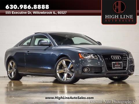 2009 Audi A5 for sale in Burr Ridge, IL