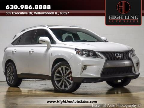 2013 Lexus RX 350 for sale in Burr Ridge, IL