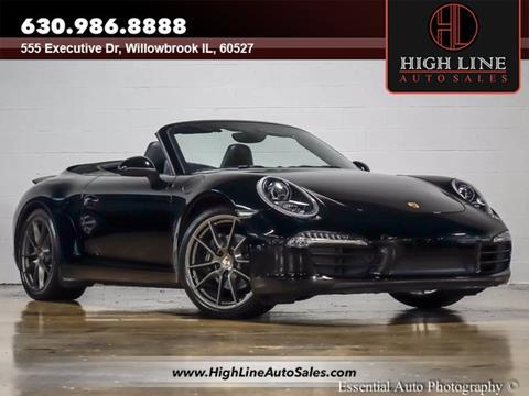 2013 Porsche 911 for sale in Burr Ridge, IL