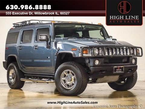 2007 HUMMER H2 for sale in Burr Ridge, IL