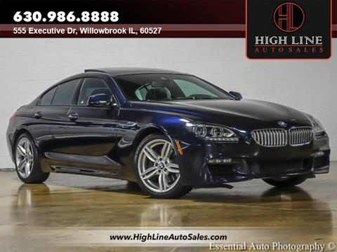 2015 BMW 6 Series For Sale In Burr Ridge IL