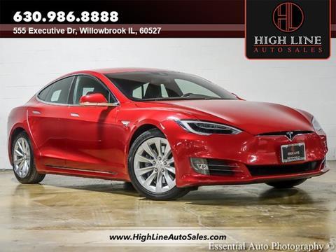 2016 Tesla Model S for sale in Burr Ridge, IL