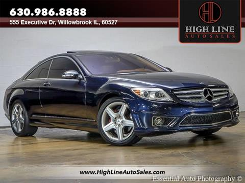 2008 Mercedes-Benz CL-Class for sale in Burr Ridge, IL