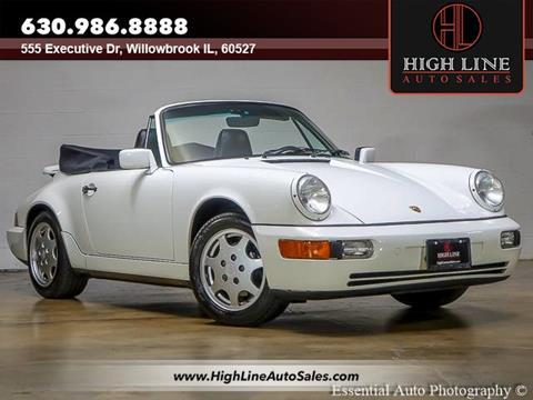 1990 Porsche 911 for sale in Burr Ridge, IL
