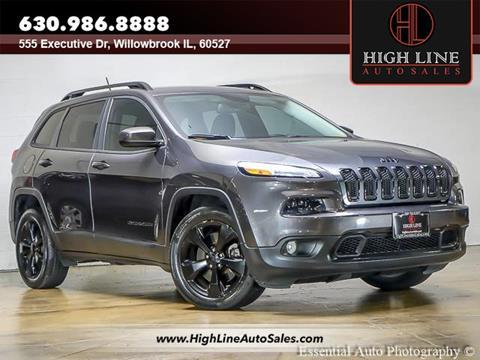 2015 Jeep Cherokee for sale in Burr Ridge, IL