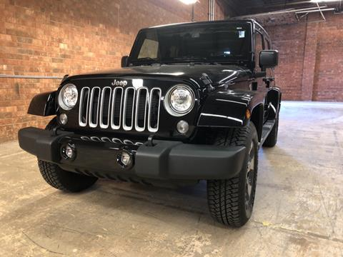 2017 Jeep Wrangler Unlimited for sale in High Point, NC