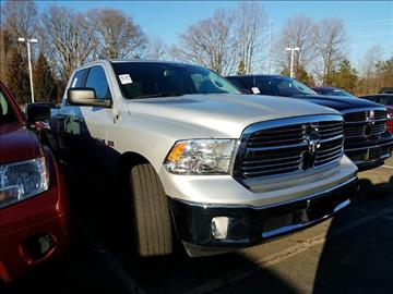 2016 RAM Ram Pickup 1500 for sale in High Point, NC