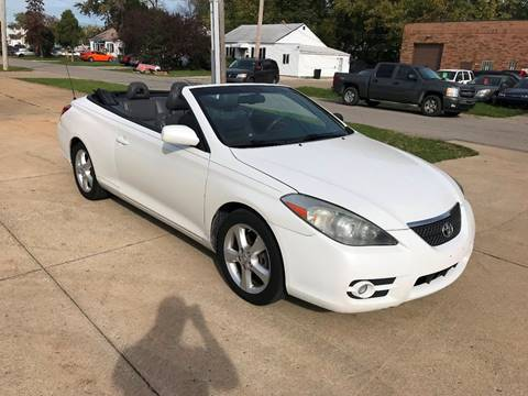 2007 Toyota Camry Solara for sale in Eastlake, OH