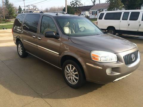 2005 Buick Terraza for sale in Eastlake, OH