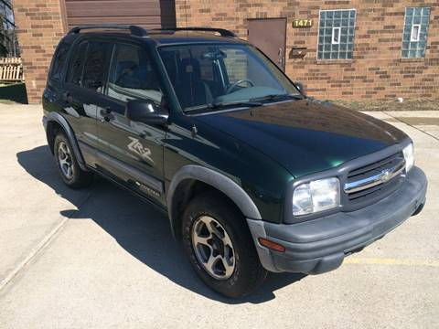 2003 Chevrolet Tracker for sale in Eastlake, OH