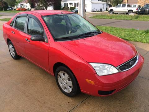 2007 Ford Focus for sale in Eastlake, OH
