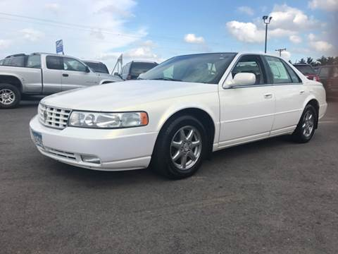2004 Cadillac Seville for sale in Anoka, MN