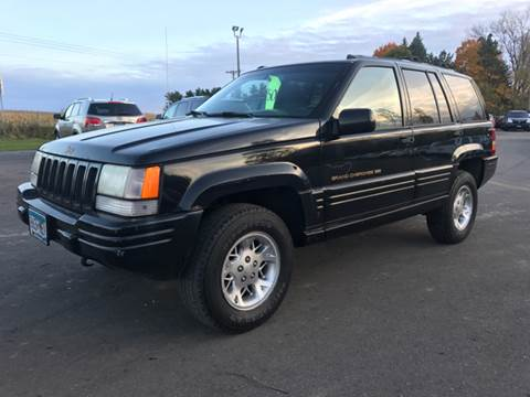 1997 Jeep Grand Cherokee for sale in Anoka, MN