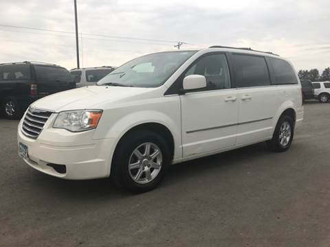 2010 Chrysler Town and Country for sale in Anoka, MN