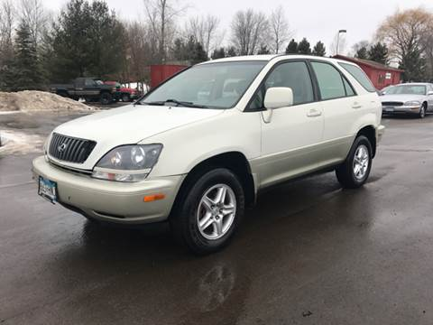 used lexus rx 300 for sale in minnesota - carsforsale®