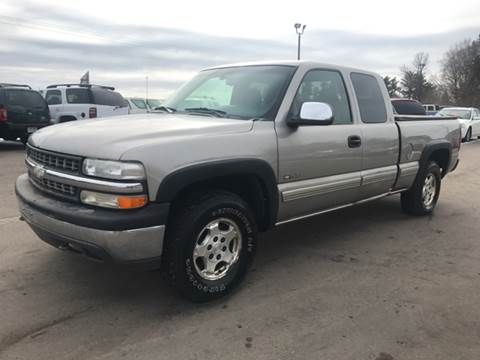 1999 Chevrolet Silverado 1500 For Sale In Anoka, MN