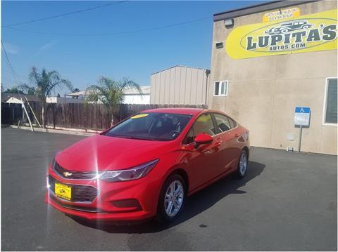 2017 Chevrolet Cruze for sale in Turlock, CA