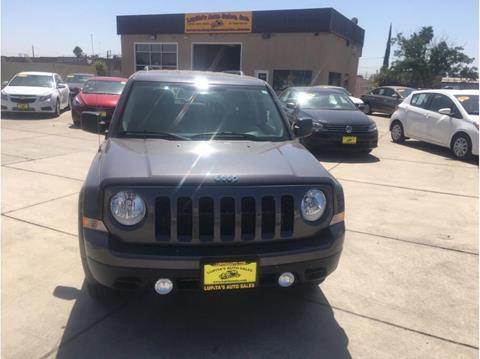 2016 Jeep Patriot for sale in Turlock, CA