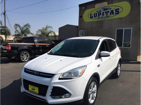 2015 Ford Escape for sale in Turlock, CA