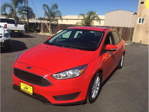 2015 Ford Focus for sale in Turlock, CA