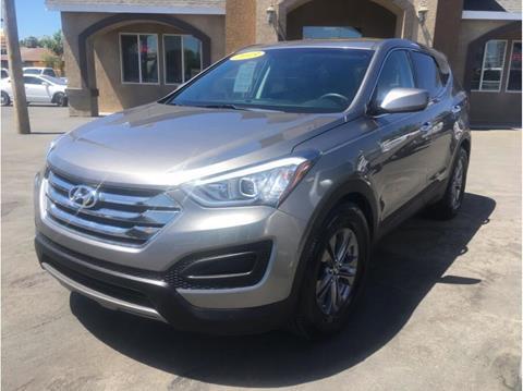 2013 Hyundai Santa Fe Sport for sale in Turlock, CA