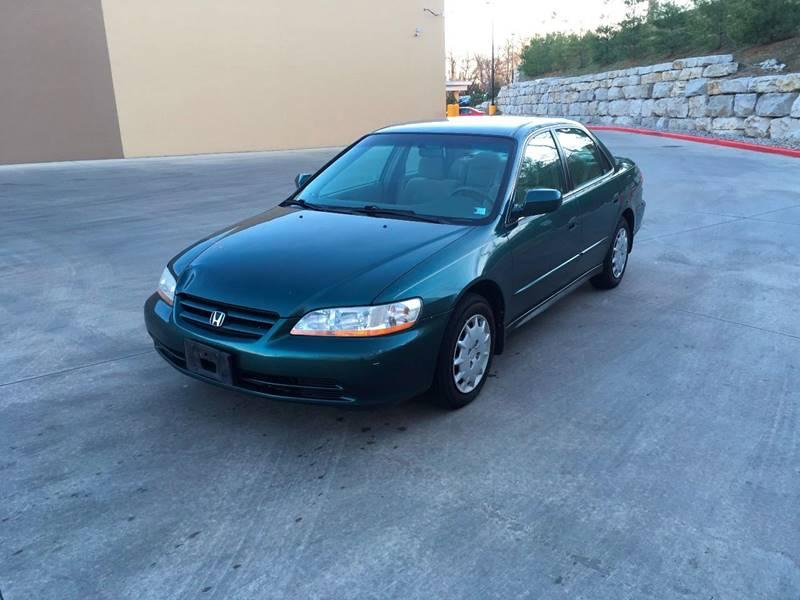 2002 Honda Accord For Sale At Au0026R Motorworks STL In Saint Louis MO