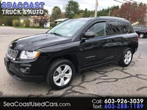 2013 Jeep Compass for sale in Hampton Falls, NH
