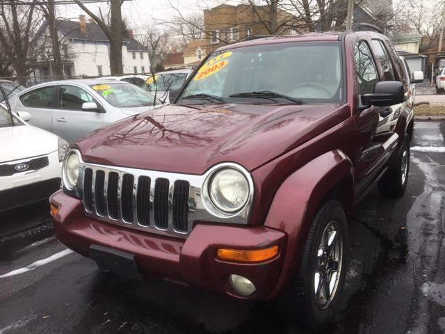 2003 Jeep Liberty Limited In Maywood Il Global Auto Finance Lease