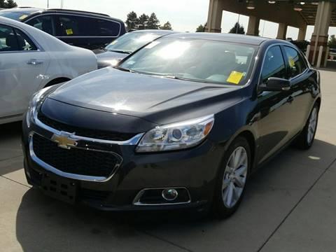 2014 Chevrolet Malibu for sale in Maywood, IL
