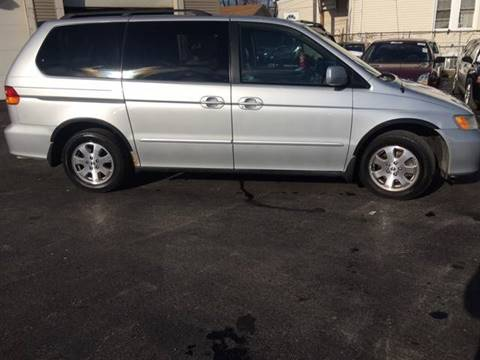 2004 Honda Odyssey for sale at Global Auto Finance & Lease INC in Maywood IL