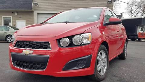 2012 Chevrolet Sonic for sale in Maywood, IL