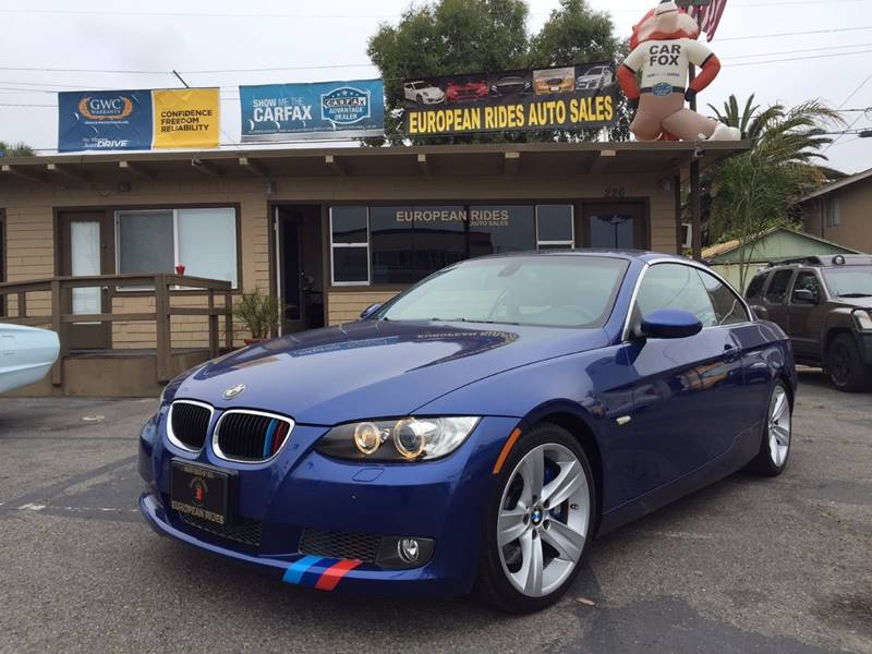 2008 BMW 3 Series for sale at European Rides Auto Sales in Oceanside CA