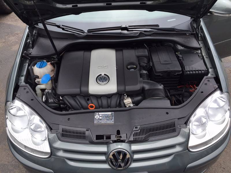 2008 Volkswagen Rabbit for sale at European Rides Auto Sales in Oceanside CA