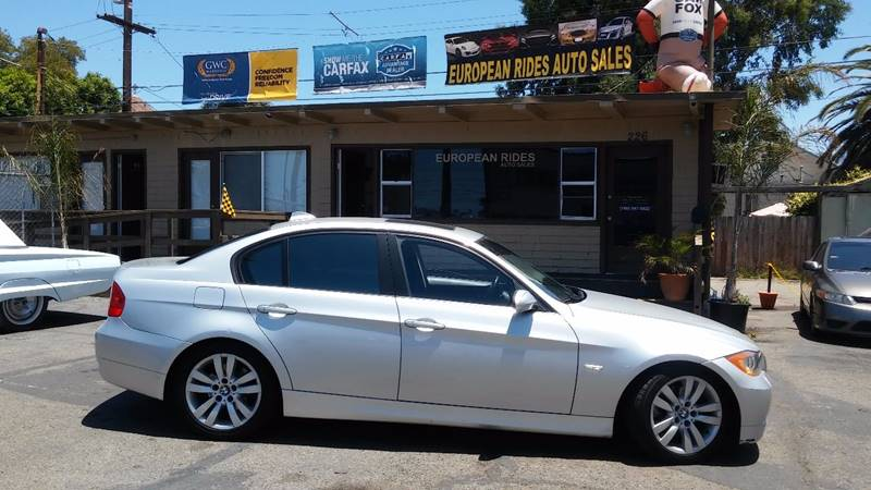 2007 BMW 3 Series for sale at European Rides Auto Sales in Oceanside CA