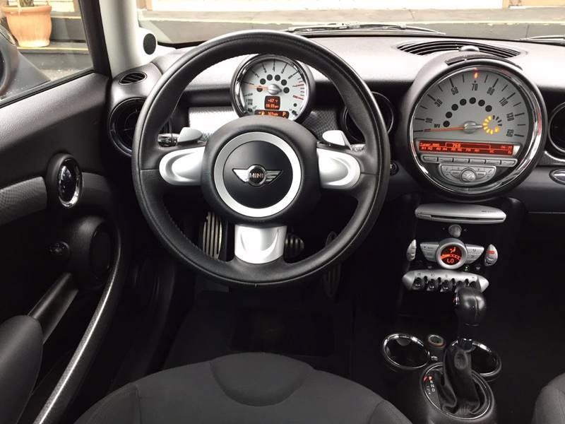 2008 MINI Cooper for sale at European Rides Auto Sales in Oceanside CA